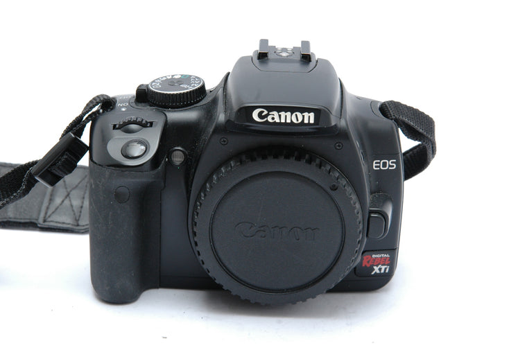Used Canon Rebel Xti/400D Digital SLR Camera Body
