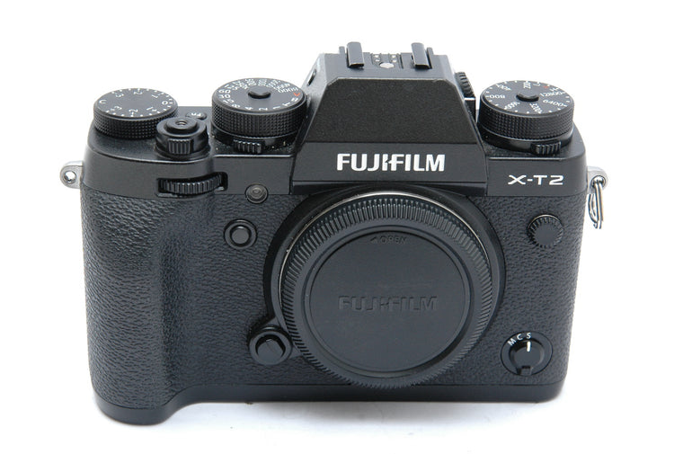 Used Fujifilm X-T2 Body - Black