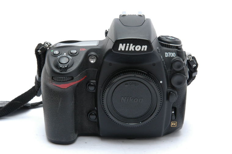 Used Nikon D700 DSLR Camera Body