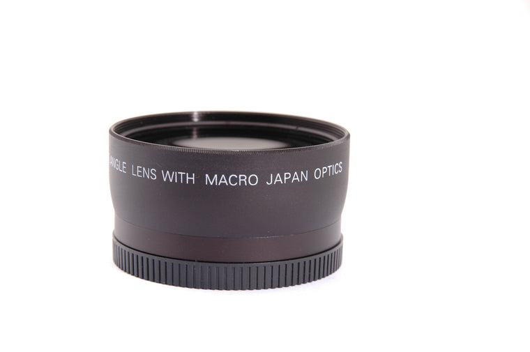 Used Newer 58mm 0.45x Wide Angle Conversion Lens