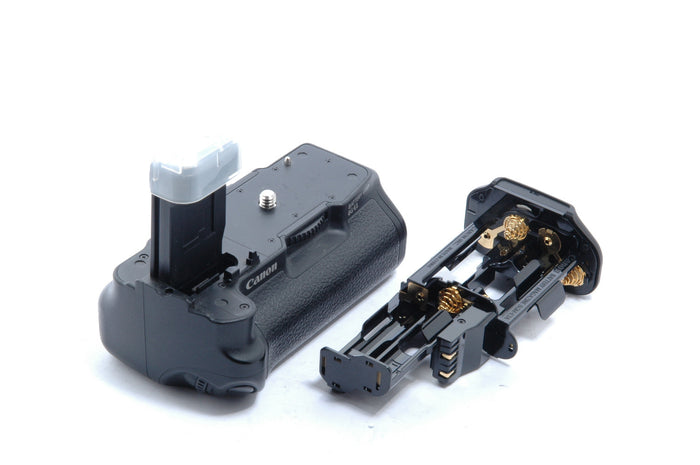 Used Canon BG-E3 Battery Grip with AA Caddy