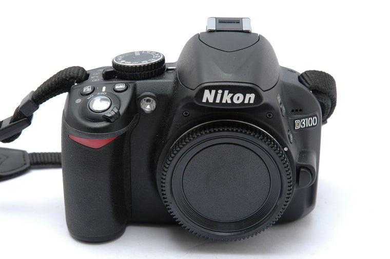 Used Nikon D3100 Digital SLR Camera Body