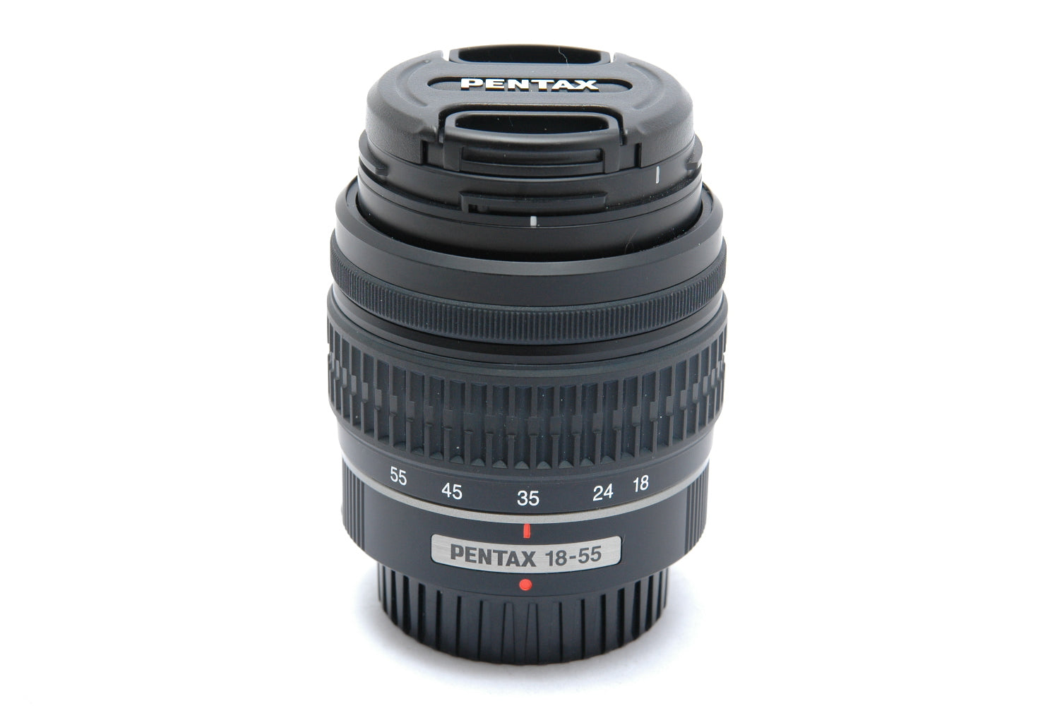 Used Pentax DA L 18-55mm f3.5-5.6 AL