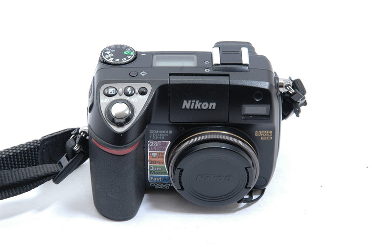 Used Nikon Coolpix 8400 Digital Compact Camera