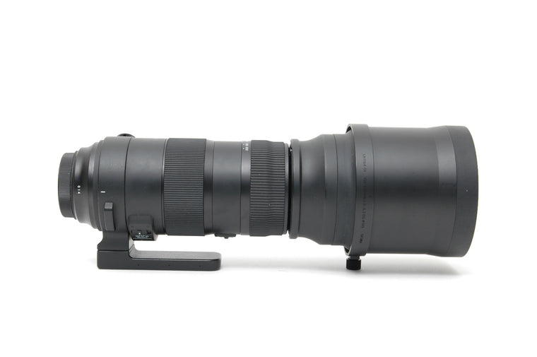 Used Sigma 150-600mm f/5-6.3 DG OS HSM SPORT Lens for Canon EF