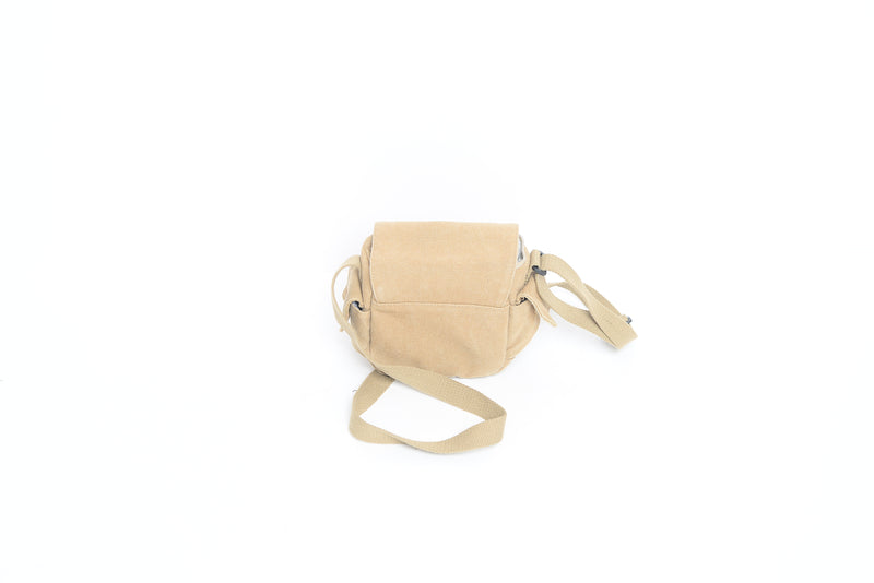 Used DuraGadget Light Brown Medium Sized Carry Bag