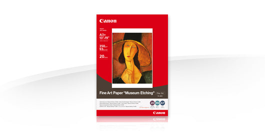 Canon Fine Art Paper Photo rag II A3+ 20pk
