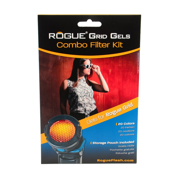 Rogue Grid Gels: Combo Filter Kit - B Graded Stock