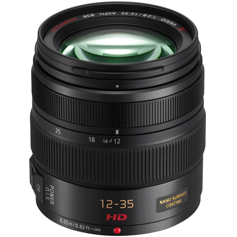 Panasonic 12-35mm f2.8 ASPH Power OIS Lumix G X Vario Lens