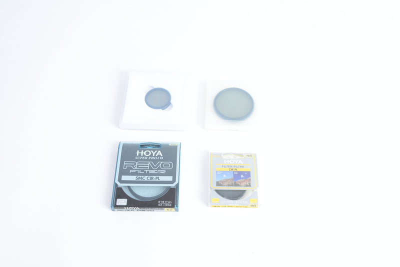 Used Set of Filters