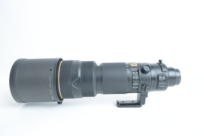 Used Nikon AF-S 200-400mm f/4G IF-ED VR Lens