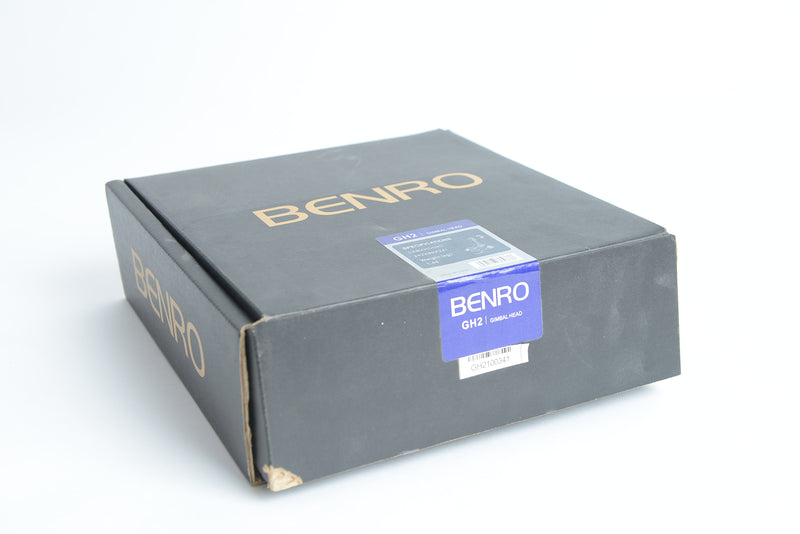 Used Benro GH2 head (with manfrotto adapter)