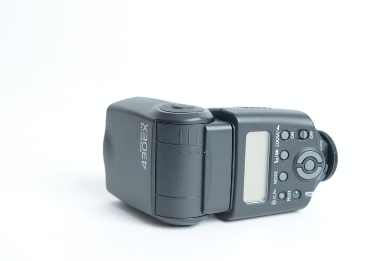 Used Canon 430EX Speedlite