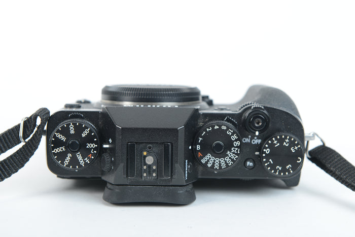 Used Fujifilm X-T2 Camera Body - Black