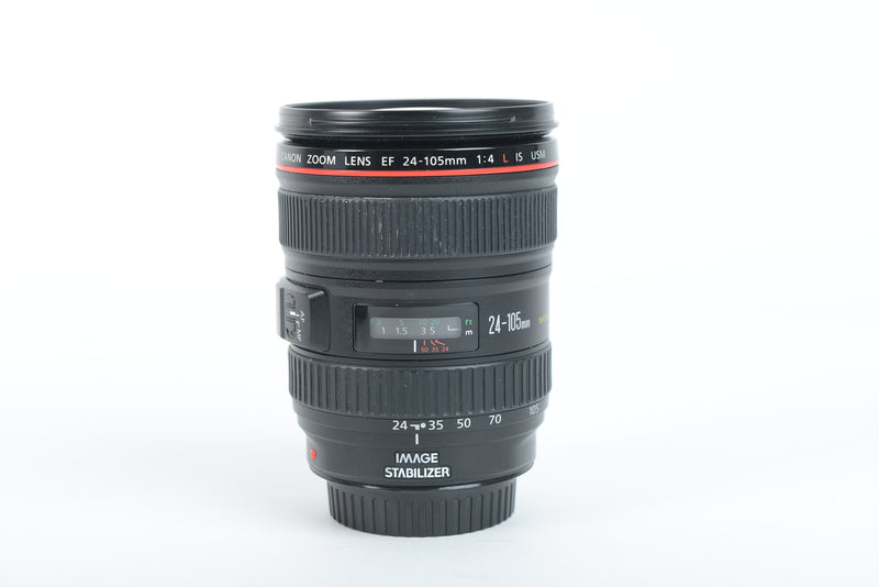 Used Canon EF 24-105mm f/4 L IS USM Lens