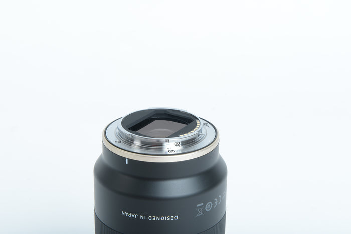 Used Tamron 28-75mm f/2.8 Di III RXD Lens for Sony FE