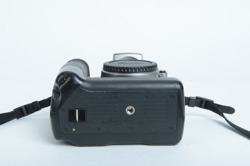Used Canon EOS 300D Camera Body - Silver