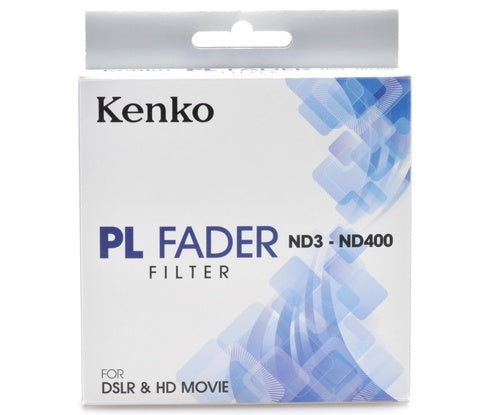 Kenko 77mm ND PL Fader Filter