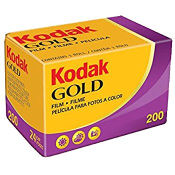 Kodak GOLD 200 GB135-24 CRD