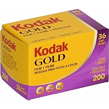 Kodak GOLD 200 GB 135 36 exp CRD