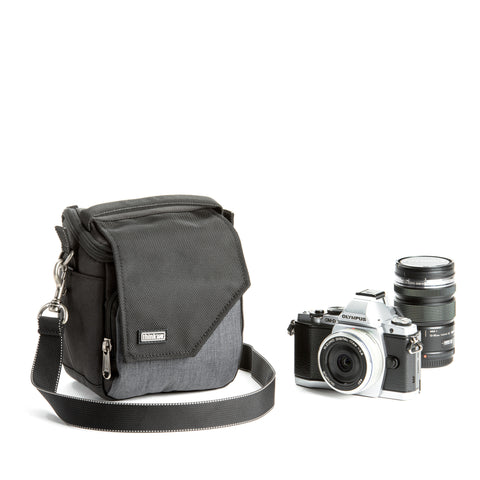 Think Tank MIRRORLESS MOVER® 10 - Heathered Grey - Cambrian Photography - 1