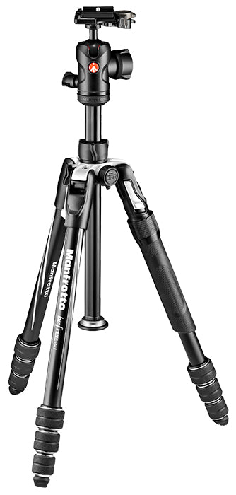 Manfrotto Befree 2 in 1 Aluminium Twist Lock Tripod/Monopod & 494 Ball Head