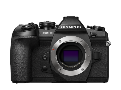 Olympus OM-D E-M1 Mark II Camera Body - Black - Cambrian Photography - 1