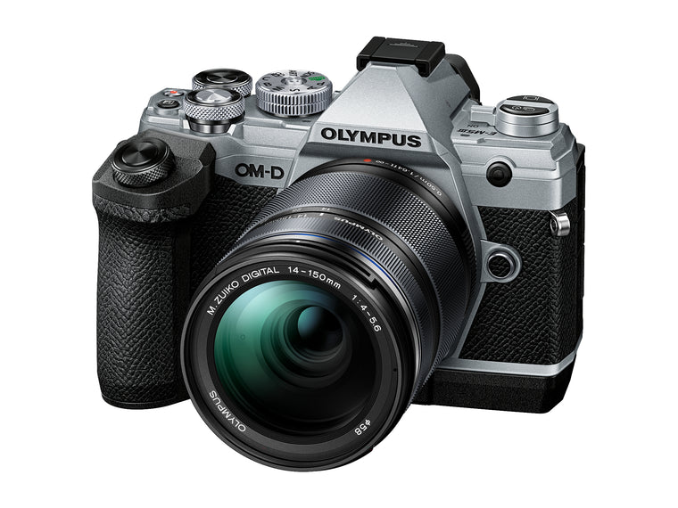 Olympus OM-D E-M5 Mark III Digital Camera with 14-150mm Lens