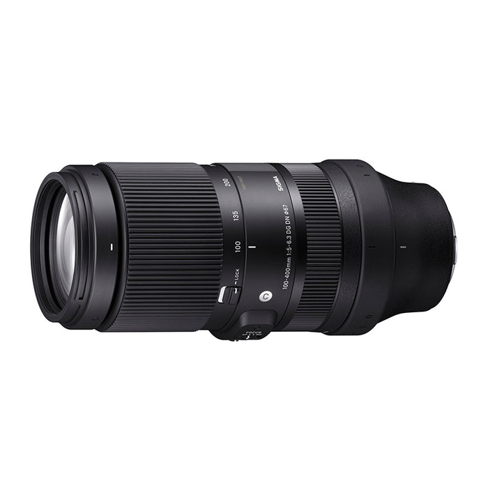 Sigma 100-400mm f5-6.3 DG DN OS Contemporary Lens - Sony E Mount