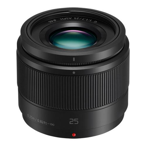 Panasonic Lumix G 25mm F1.7 ASPH Lens