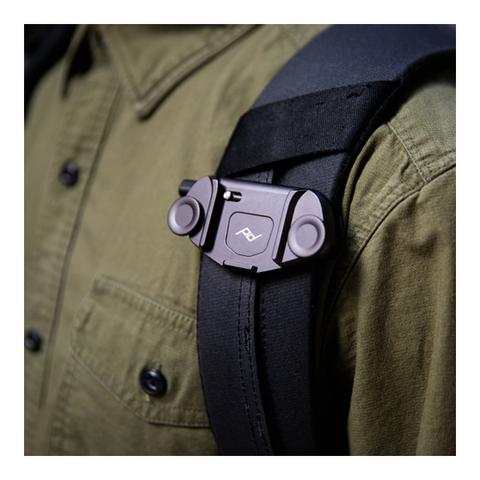 Peak Design Capture Camera Clip V3 with Standard Plate (Black)
