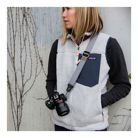 Peak Design Slide Lite - Ash - Mirrorless Camera Strap