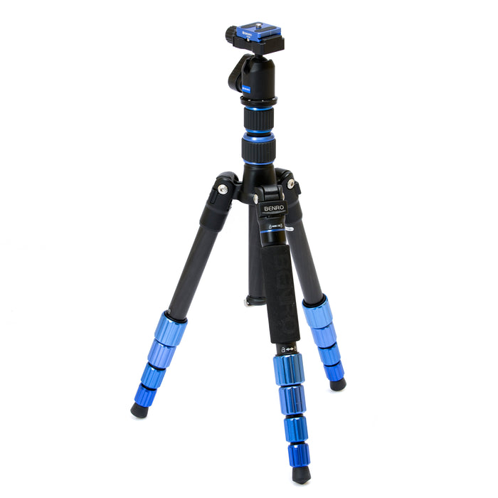 Benro Slim Tripod Kit - Carbon Fiber with ball Head