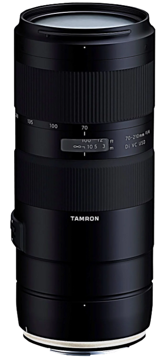 Tamron 70-210mm f4 Di VC USD - Nikon Fit