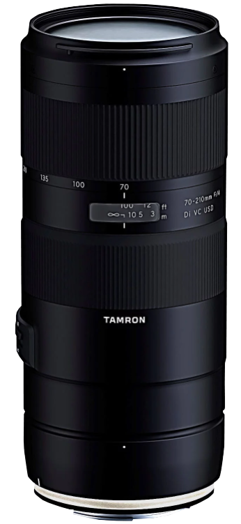 Tamron 70-210mm f4 Di VC USD - Nikon F Mount