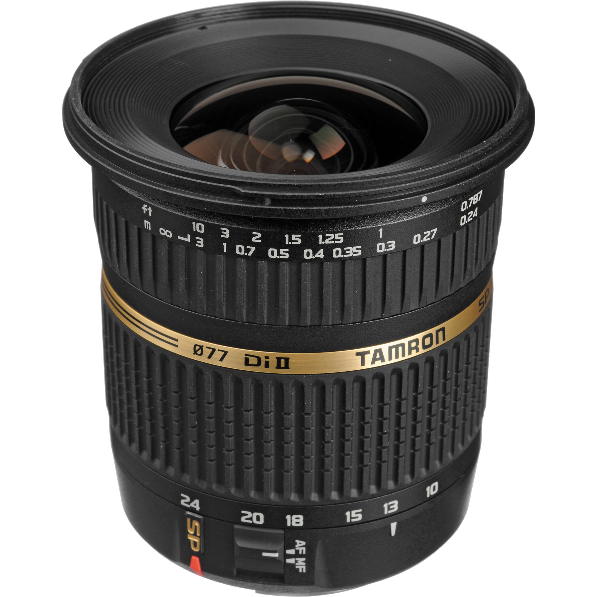 Tamron SP AF 10-24mm f/3.5-4.5 Di II LD Aspherical (IF), Canon EF-S Fit - EX-DEMO