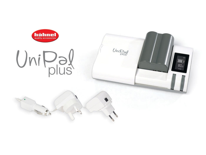 Universal Camera Battery Charger by Hahnel - Unipal Plus