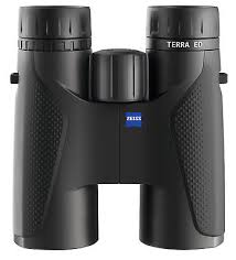Zeiss TERRA ED 10x42 Black Binoculars. The TERRA ED 10x42 is your best choice if you want to have an especially precise look at the details. Cambrian Photography, North Wales