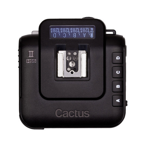 Cactus V6 IIs Wireless Flash Transceiver