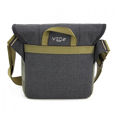 Vanguard VEO Travel 21BK - Black & Khaki