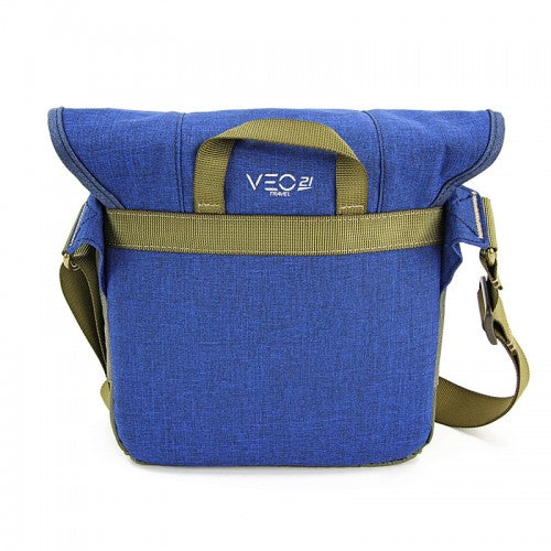 Vanguard VEO Travel 21BL - Blue & Khaki