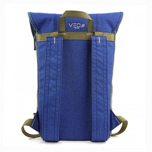 Vanguard VEO Travel 41BL - Blue & Khaki
