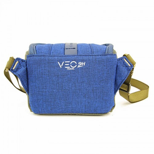 Vanguard VEO Travel 9H BL - Blue & Khaki