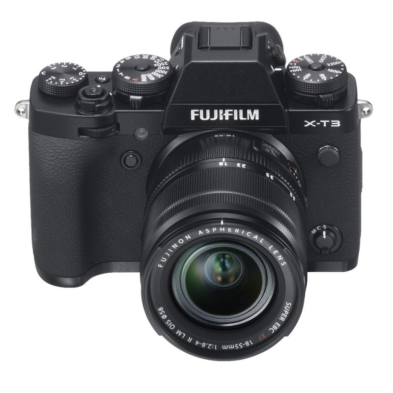 Fujifilm X-T3 Kit with 18-55mm lens - Black