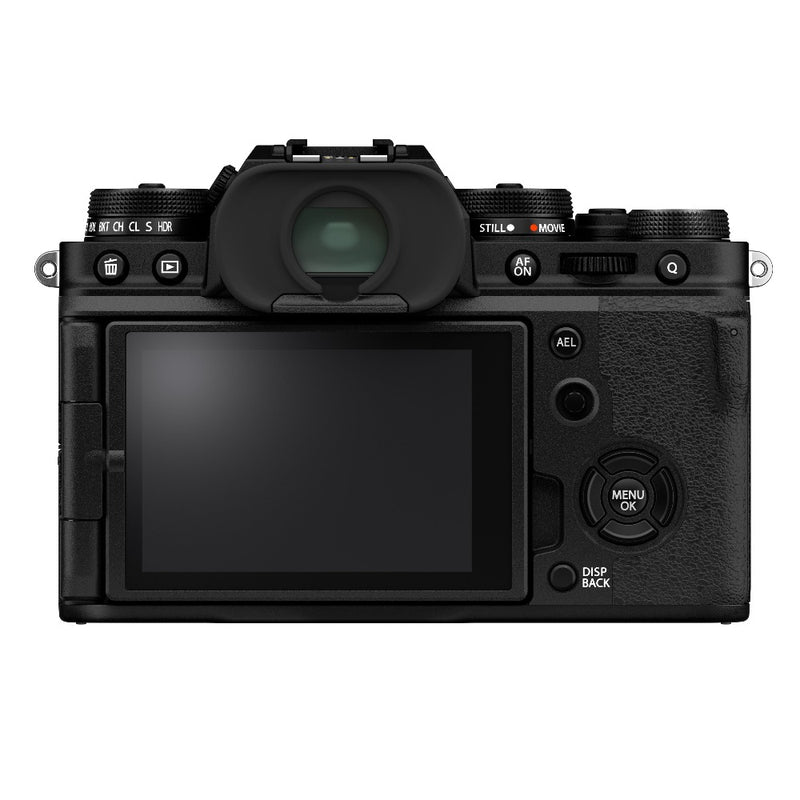 Fujifilm X-T4 Camera Body - Black