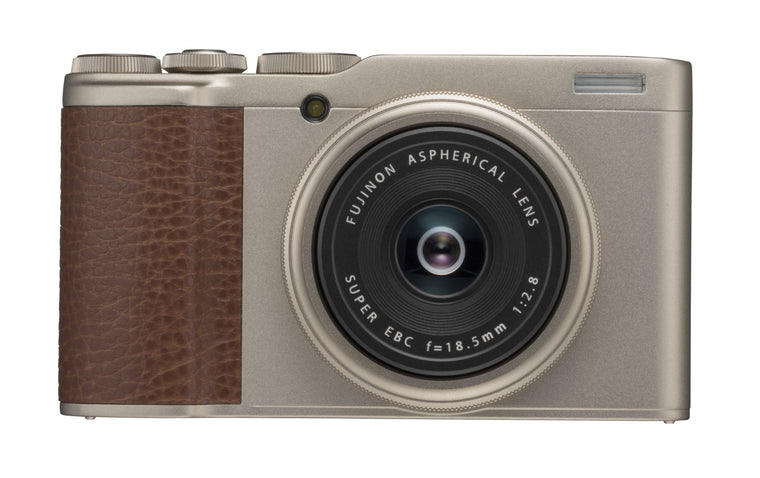 Fujifilm XF10 Digital Camera - Champagne Gold - OPEN BOX