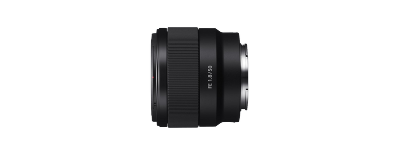 Sony FE 50mm F1.8 Full Frame