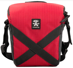 Crumpler Light Delight Toploader 300 - Red