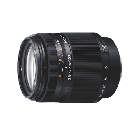 Sony DT 18-250 mm f3.5-6.3 - SAL18250