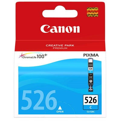 Canon Cyan CLI-526C Ink Cartridge